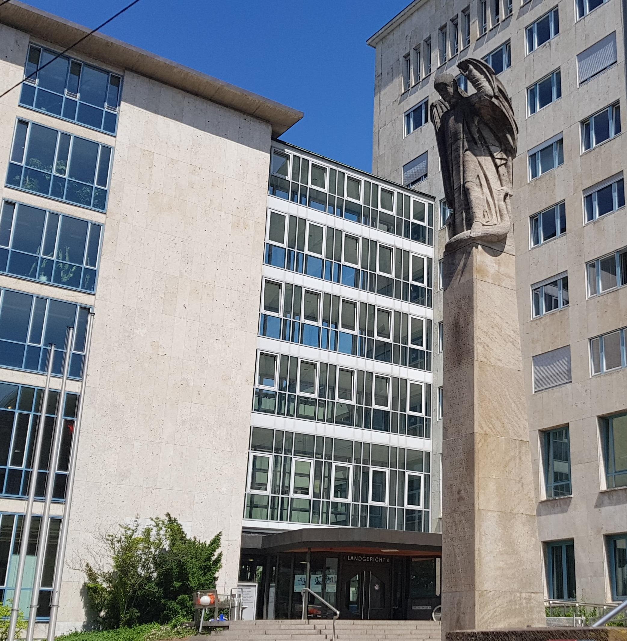 Landgericht Stuttgart Startseite